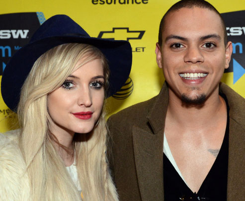 Ashlee Simpson: baby girl con Evan Ross - UPDATE!