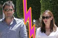 Jennifer Garner y Ben Affleck anuncian su divorcio
