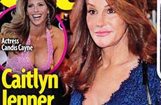 Caitlyn Jenner enamorada de Candis Cayne! [Star]