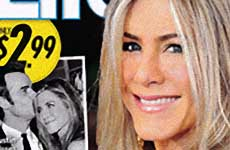 FINALLY!!! Jennifer Aniston casada!! [Life&Style]