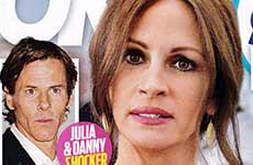 Julia Roberts: Divorcio de $225 millones [OK!]