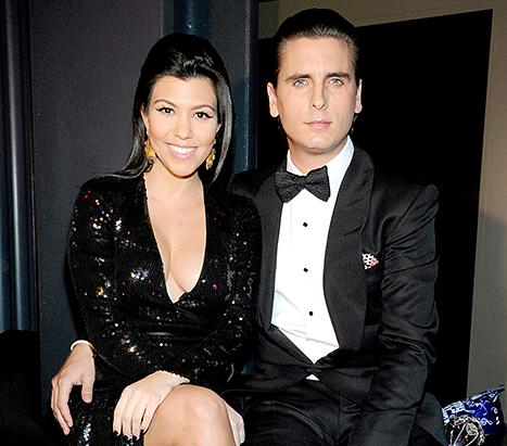 Kourtney Kardashian arrepentida de dejar a Scott Disick