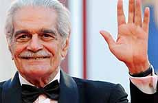 Murió Omar Sharif, Lawrence de Arabia Dr. Zhivago