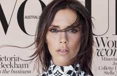 FIRST LOOK: Victoria Beckham en Vogue Australia