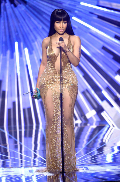 Nicki Minaj insulta a Miley en los MTV VMA 2015