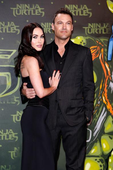 Megan Fox se divorcia de Brian Austin Green