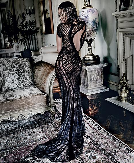 Beyonce: el arte de la dominación global [Vogue]