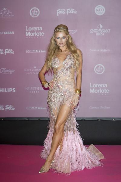 Paris Hilton: cirugías plásticas - NEVER!