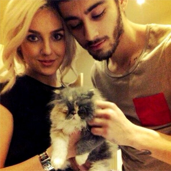 Zayn Malik termina compromiso con Perrie Edwards