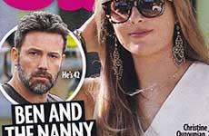 Ben Affleck y la nanny: embarazo sorpresivo?? [Star]