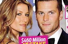 Gisele Bundchen y Tom Brady se separan! [OK!]