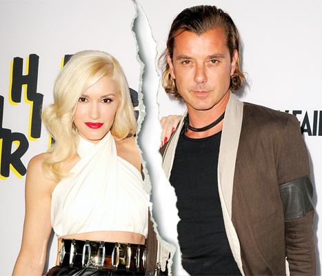 Gwen Stefani y Gavin Rossdale se divorcian!