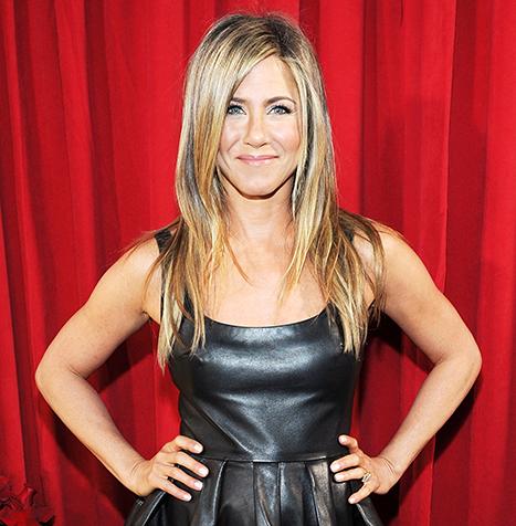El vestido de novia de Jennifer Aniston!! No way!
