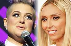 Kelly Osbourne culpa a Giuliana por la mala critica en The View