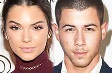Kendall Jenner saliendo con Nick Jonas