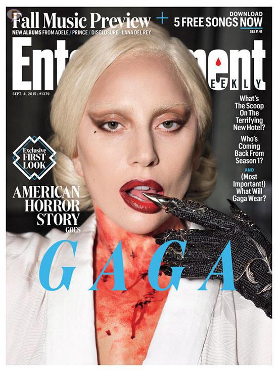 Lady Gaga: La Condesa de AHS Hotel