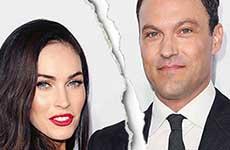 Megan Fox y Brian Austin Green se separan?