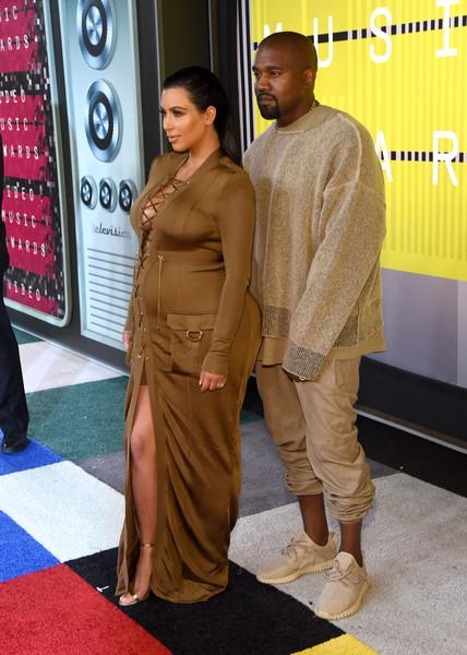 Kim Kardashian y Kanye West duermen separados