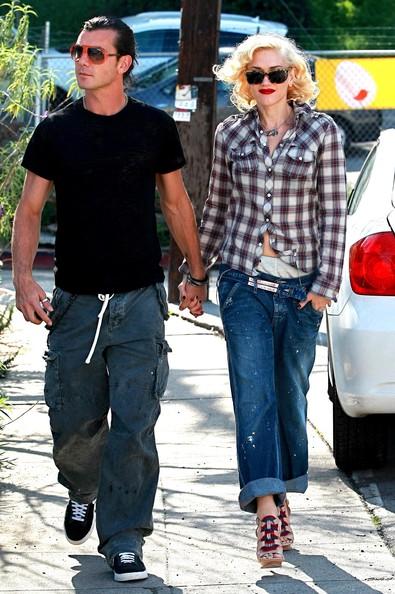 Gavin Rossdale quiere la fortuna de Gwen Stefani?
