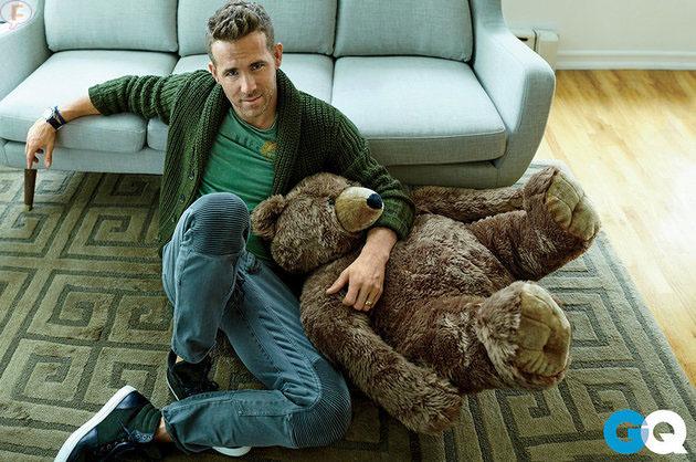 Ryan Reynolds: amigo trató de vender fotos de mi hija