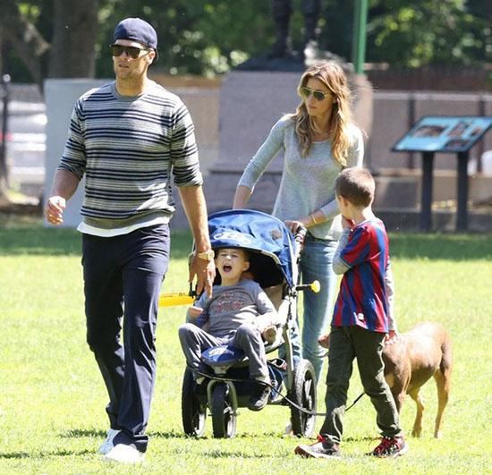Gisele Bundchen amenza a Tom Brady con divorciarse