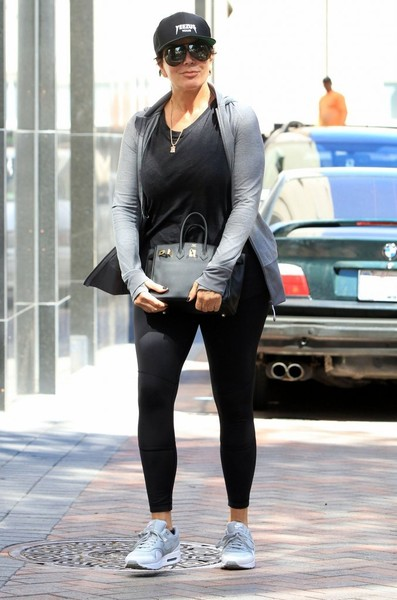 Kris Jenner le paga a su hijo Rob por adelgazar?