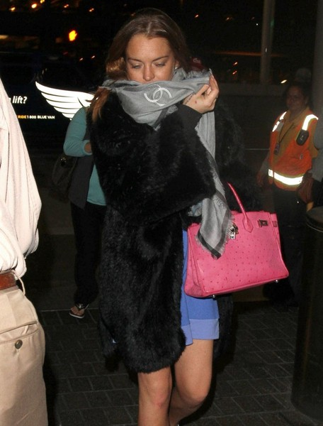 Juez desestima demanda de Lindsay Lohan a Fox News