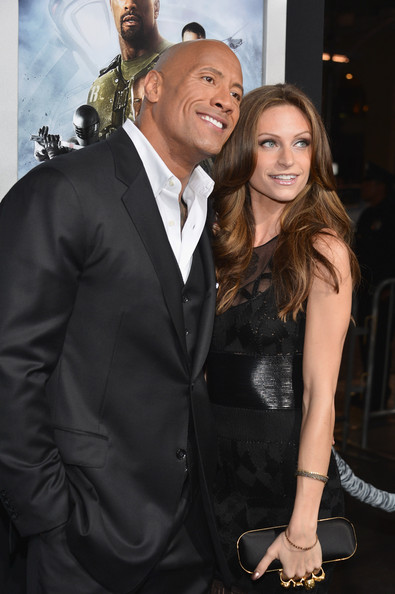 Dwayne 'The Rock' Johnson será padre again
