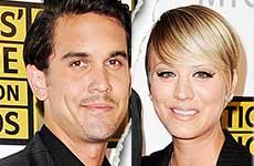 Kaley Cuoco, Ryan Sweetin se divorcian!!