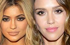 Guardaespaldas de Kylie Jenner empuja a Jessica Alba