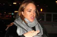 A Lindsay Lohan le negaron la entrada a Canadá?