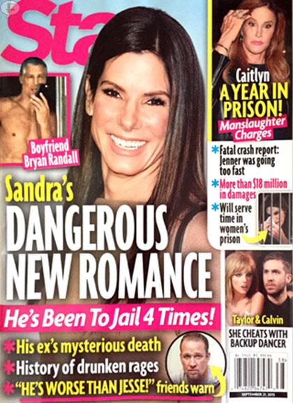 Sandra Bullock enamorada de otro chico malo [Star]