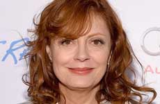 Susan Sarandon teme asesinen al Papa Francisco