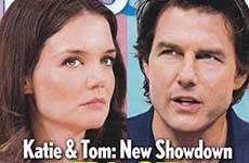 Katie Holmes & Tom Cruise en la corte [L&S]