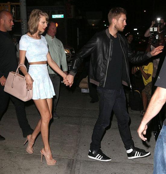 Taylor Swift terminó con Calvin Harris?