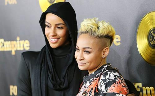Raven-Symoné y AzMarie terminaron?