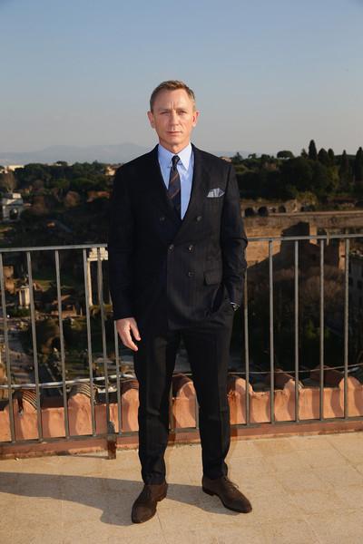 Daniel Craig harto de James Bond
