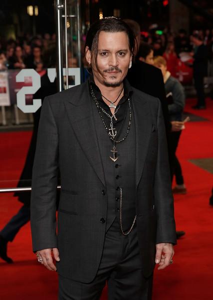 Johnny Depp no quiere un Oscar
