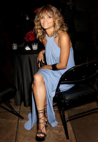 Halle Berry crazy, tiene un patrón - Habla ex esposo!!