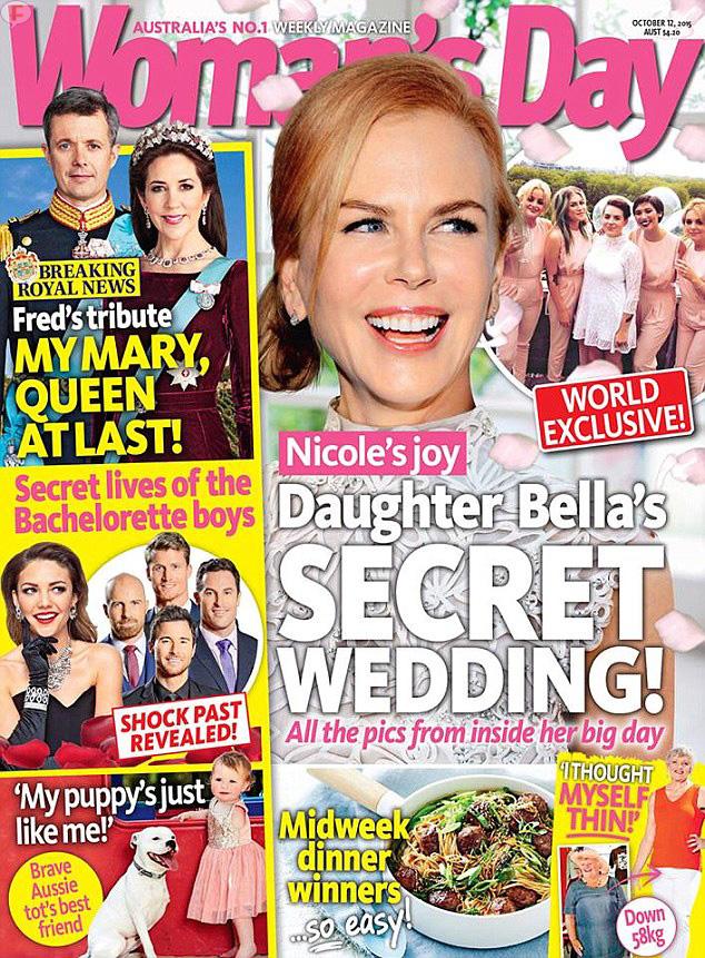 Hija de Tom Cruise se casa en secreto