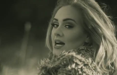 Adele estrena video de su canción Hello!