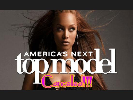 Cancelaron America's Next Top Model!!