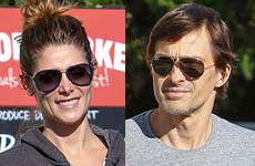 Olivier Martinez y Ashley Greene? WHAT?
