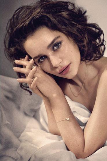 Emilia Clarke es la Mujer Mas Sexy Esquire
