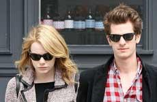 Andrew Garfield y Emma Stone terminaron?