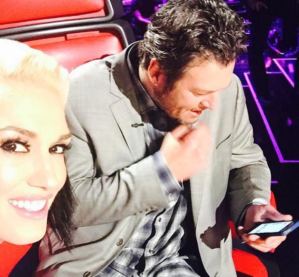 Gwen Stefani y Blake Shelton juntos! UPDATE!