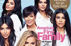 Las Kardashians en Cosmopolitan