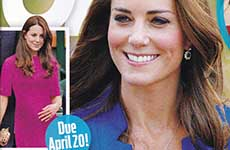 Kate Middleton embarazada de gemelos! [OK!]