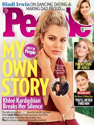 Khloe Kardashian no ha vuelto con Lamar