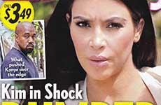 Kim Kardashian abandonada 7 meses de embarazo [L&S]